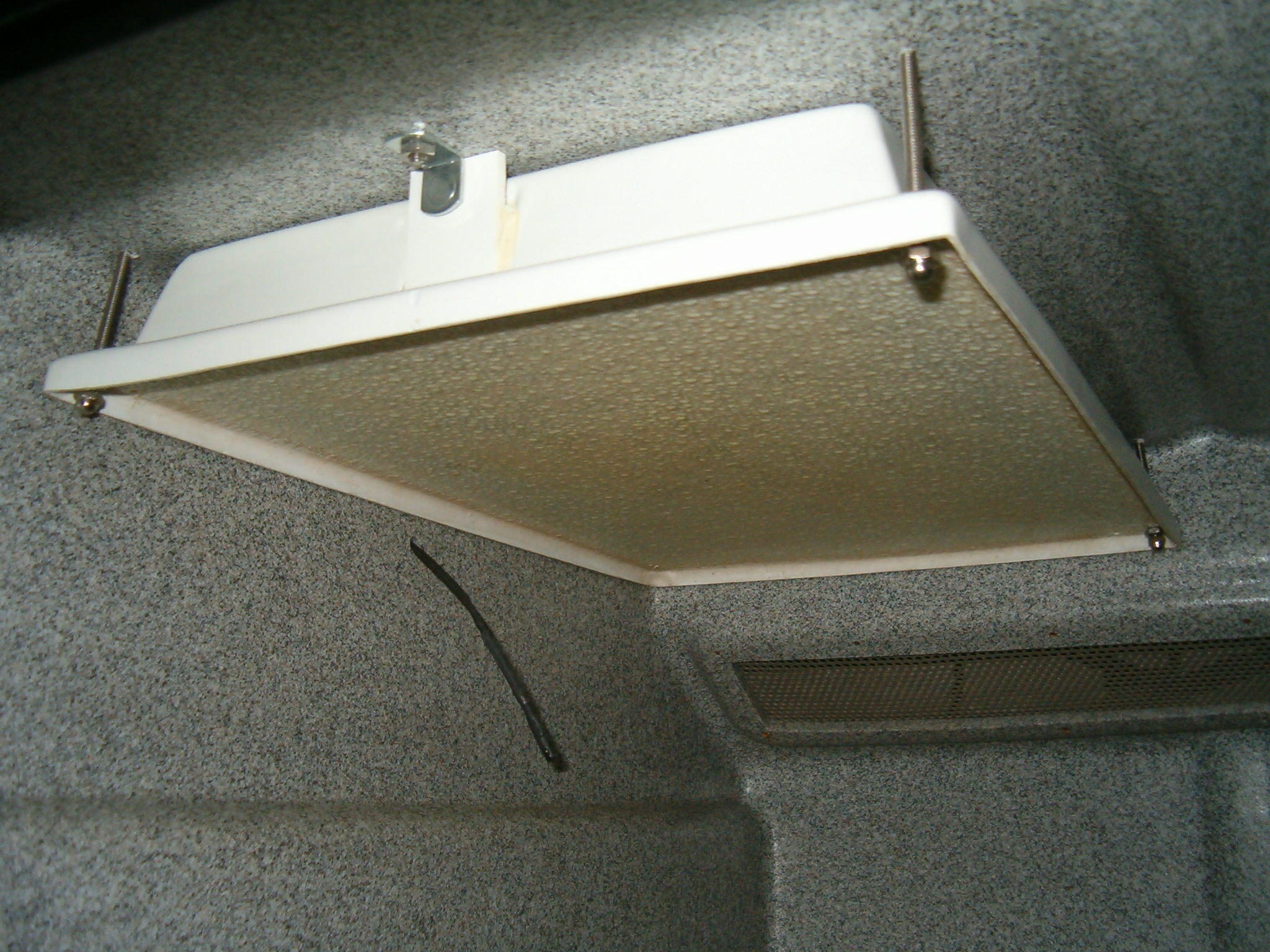 Radiant Ceiling Heat Thermostat Tiles